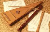 Vormen van muziek in de renaissanceperiode