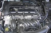 Het aanpassen van de Idle in een Toyota V6 3.0