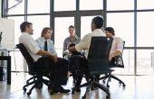 Hoe maak je een beweging in een Raad van bestuur