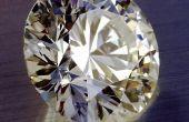 Hoe te weten de verhoudingen van een ideaal Cut Diamond