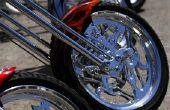 Het aanpassen van een Harley Davidson Road King Classic