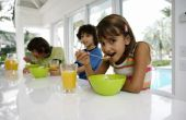 Evenwichtige voeding voor kinderen