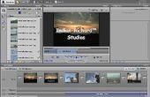 Het toevoegen van een Soundtrack van de film met Adobe Premier Elements