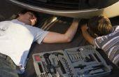 Het afstellen van een Mazda RX-7