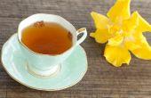 Hoe thee Hibiscus bloemen drogen