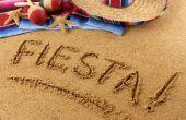 Hoe een Mexicaanse Fiesta feestje