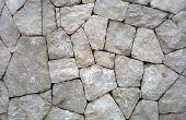 Hoe schoon & zorg voor stenen fineer