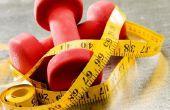 Metingen te vinden mijn lichaamsvorm