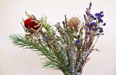 Hoe behoud van echte bloemen & houden hun kleur