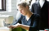 Tips over naaien met Georgette stof