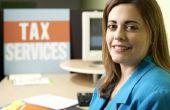 Hoe maak je een brief van kennisgeving voor fiscale voorbereiding
