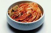Kimchi maken veilig