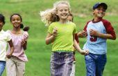 Normale ademhaling tarieven voor kinderen