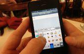 Hoe een tekst verzenden naar alle contactpersonen op een iPhone