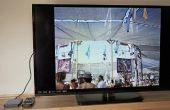 Hoe aansluiten van een externe harde schijf op een TV zonder een Computer