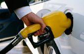 Luxe auto's die worden uitgevoerd op reguliere loodvrije brandstof