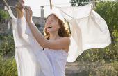 Hoe te neutraliseren van bleekwater op kleding