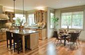 Hoe om een Split-Level keuken te remodelleren