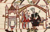 Hoe borduren met behulp van een Viking-Rose
