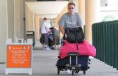 Orlando Airport Parking voor gehandicapten