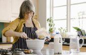 Hoe om te koken met een Rubber Cake Pan