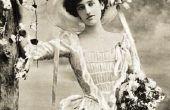 Wat zou een traditionele Victoriaanse bruidstaart eruit?