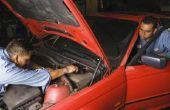 Hoe vervang ik de kern van de kachel in een 1997 Pontiac Grand ben