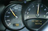 Hoe te verhogen kilometers op een Dodge RAM-5.7 HEMI