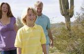 Eetbare Native Arizona planten