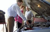 Symptomen van een slechte brandstofpomp in een 1999 Ford Taurus