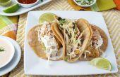 Hoe maak je vis Tacos