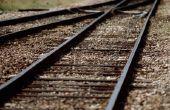 Hoe maak je een aambeeld van Railroad Track