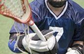 Loopband oefeningen voor Lacrosse atleten