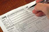 Hoe driemaandelijkse om belastingen te betalen als u een 1099 ontvangt