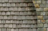 Soorten daken in de jaren 1800
