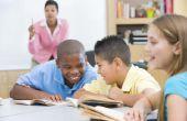Gemeenschappelijke gedragsproblemen in de klas