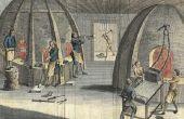 Koloniale glasblazen Tools