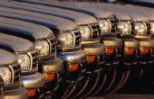 Het opnieuw instellen van een Nissan Pathfinder SES licht
