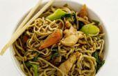 How to Cook Chinese Pasta met sojasaus