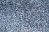 Het wijzigen van de kleur van een tapijt
