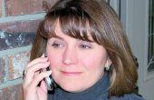 Hoe vind je het nummer van een ingehouden oproep