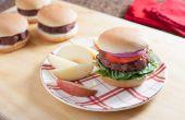 Hoe maak je Hamburgers in de Oven