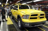 2008 Dodge Ram 2500 Diesel specificaties