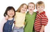 Hoe leren kinderen over persoonlijke ruimte
