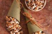 How to Start een Popcorn-Making Business