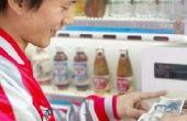 Hoe maak je een oudere Machine van Pepsi werk gratis