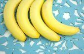 Het gebruik van bananenschil voor Skin Care