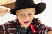 Cowboys & Indianen lezen van activiteiten voor kinderen