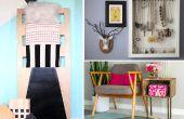 13 DIYs Declutter en organiseren van uw slaapkamer