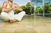 Goedkope opties voor Patio tegels Over beton